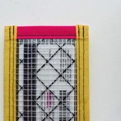 Velcro crochet 25mm Vert OTAN